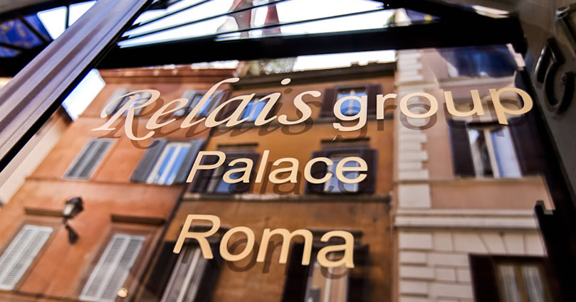 Relais Group Palace Hotel Rome Official Site A Luxury 4 Star